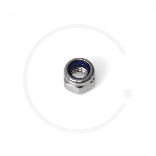 Self-locking Stainless Steel Nut   M4. M5. M6