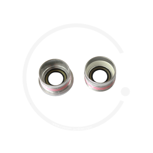 Replacement Bearing Cups for Token/ Neco/ Tecora E Bottom Brackets | English, Italian, French