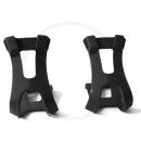 VP Components VP-792 Toe Clips | Plastic black | 2 sizes