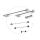 MTB Bolt-On Skewers | Front & Rear Wheel & Seatpost