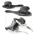 Tektro RL-520 Road Brake Levers for V-Brakes | black or black/silver