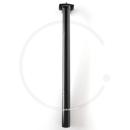 Kalloy Seatpost   6061 Alloy   Black   400mm    Ø 25.4 or 27.2mm