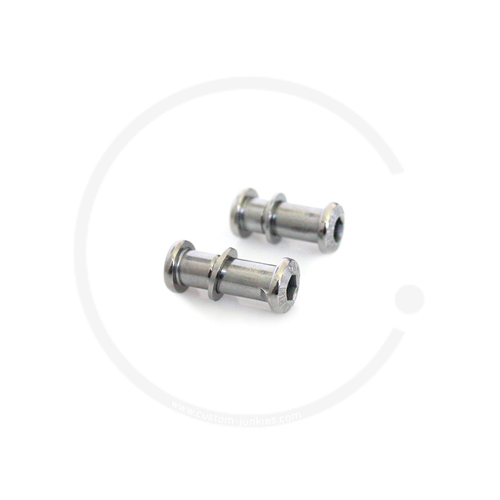 Notched Seatpost Binder Bolt | M6x19mm or M6x22mm