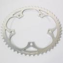 Miche Primato Pista Track Chainring | Aluminium silver | 135mm BCD | 46T - 53T