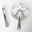 Miche Xpress Single Speed Crankset | 1/2 x 1/8 | silver |...