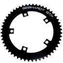 GEBHARDT Track Chainring | Aluminium black | 135mm BCD
