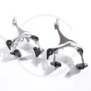 Miche Performance Caliper Brakes | Reach 41-57mm | Dual Pivot | silver or black