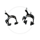 Miche Performance Caliper Brakes   Reach 41-57mm   Dual Pivot   silver or black