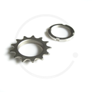"BSA Threaded Sprocket for narrow chains (1/2x3/32"") incl. lockring"