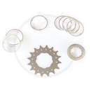 Single Speed Conversion Kit for Cassette Hubs Type...
