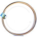 Panaracer Pasela *Black/Tanwall* PT | 700c Urban & Touring Clincher Tyre | 700 x 23-35C