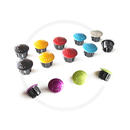 Cinelli Milano Anodized Bar Plugs | 2 pieces
