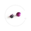 Cinelli Milano Anodized Plugs | Lenkerstopfen | 2 Stück