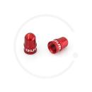 Schrader Valve Caps MTB | Aluminium anodised | 2 Pcs | various colours