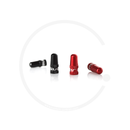 Presta Valve Caps Road Bike | Aluminium anodised | 2 Pcs...