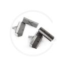Fibrax Rennrad Bremsschuhe | für Alu- oder Stahlfelgen