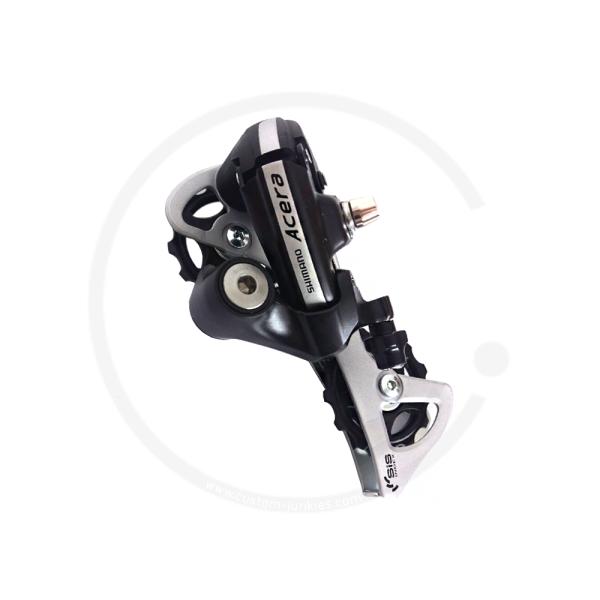 Shimano Acera Rd M360 Rear Derailleur 7 8 Speed Silver Or Black