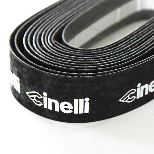 Cinelli Logo Velvet Ribbon | Synth. Lenkerband