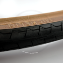 Michelin Dynamic Classic | Rennrad Drahtreifen | schwarz-transparent | 700 x 20-28C