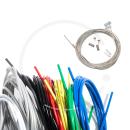 Bremszug Set Jagwire/ Shimano | MTB | VR + HR Züge...