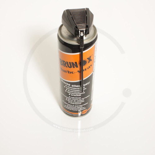 Brunox Turbo Spray | Multifunktionsspray - 500ml