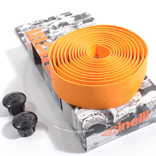 Cinelli Cork Ribbon | Kork-Lenkerband - orange
