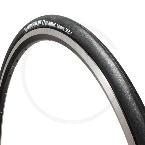 Michelin Dynamic Sport   Rennrad Drahtreifen   schwarz - 700x28C