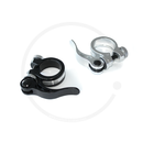 Seat Clamp with Quick Release | silver or black | 28.6 /...