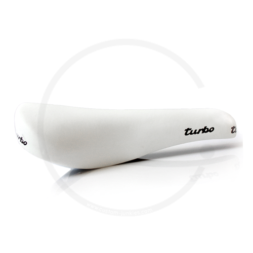 Selle Italia Turbo 1980 Saddle | black, white, brown