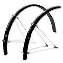 SKS Bluemels Mudguards 28 | plastic | 35mm | silver or black