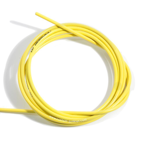 Jagwire CEX Brake Cable Outer Housing | Length 2.5m - yellow