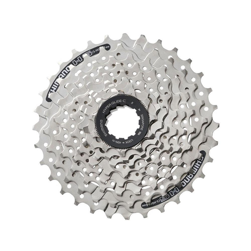 Shimano CS-HG41-8 Cassette 8-speed | silver | 11-30T or 11-32T