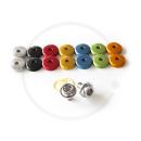 Kurbelschrauben mit farbiger Staubkappe | Vierkant