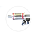 NECO HAL-920 Bottom Bracket | Square Taper JIS | French Thread | 107mm - 127mm