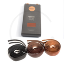 Brooks Microfibre Bar Tape | black, brown, honey
