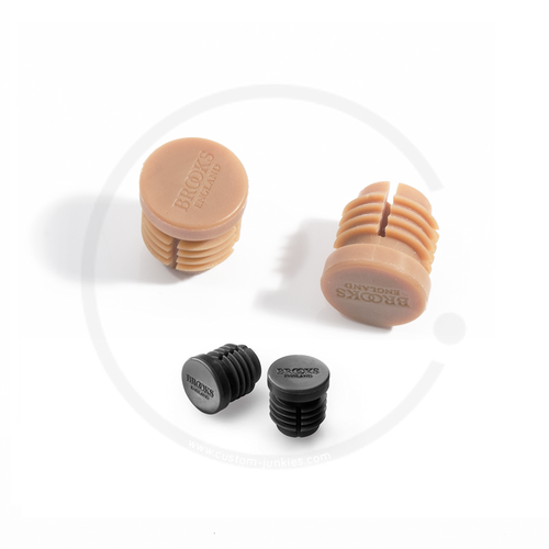 Brooks Cambium Rubber Plugs | Lenkerendstopfen