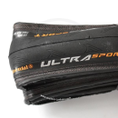 Continental Ultra Sport II | Folding Clincher Tyre | black - 700x23C