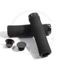 Lock-On Gel Foam Grips | 130mm | schwarz