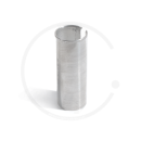 Reduzierhülse für Sattelstütze Ø 25,4mm - Rohr-Ø 26,2 - 28,6mm