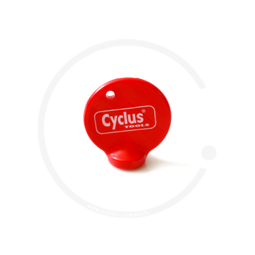 Cyclus Tools Nippelspanner - rot (3,2)
