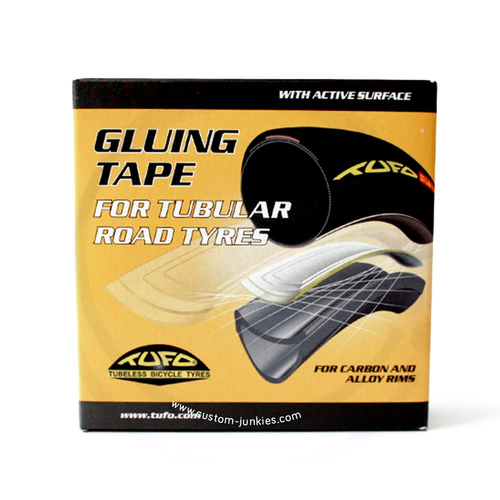 Schlauchreifenklebeband Tufo Gluing Tape Road (19mm x 2m)