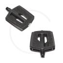 VP Components VP-831 Anti-Slip Platform Pedals | ATB, City | Nylon black