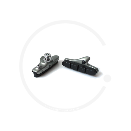 Brake Shoes Jagwire/YPK Road 453A   50mm   titanium