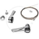 Shimano SL-R400 Rahmen Schalthebel für Anlötsockel Unterrohr | 8-fach