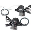 Schalthebel Shimano Deore SL-T6000 Rapidfire | 3 x 10-fach