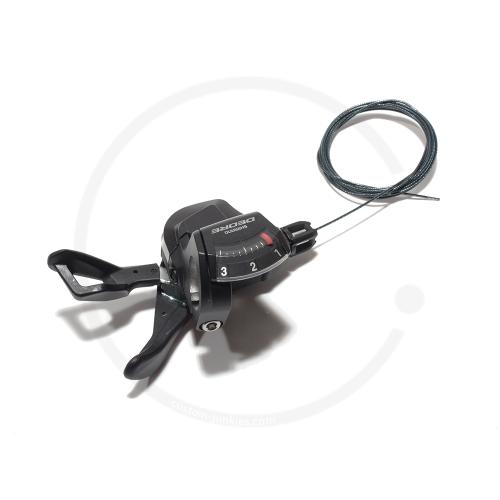 Schalthebel Shimano Deore SL-T6000 Rapidfire | 3 x 10-fach - links, 3-fach