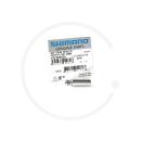 Shimano Endkappe für Schaltzugspirale Ø 4mm | Alu gedichtet