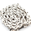 KMC X8 Silver 8 Speed Chain | 1/2 x 3/32 | Nickel-Plated