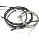 Brake Cable Set Campagnolo CG-BL500 | Road | front-and-rear cables & housing | black