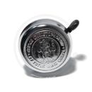 Reich St. Christopherus Glocke | Stahl verchromt | 60mm